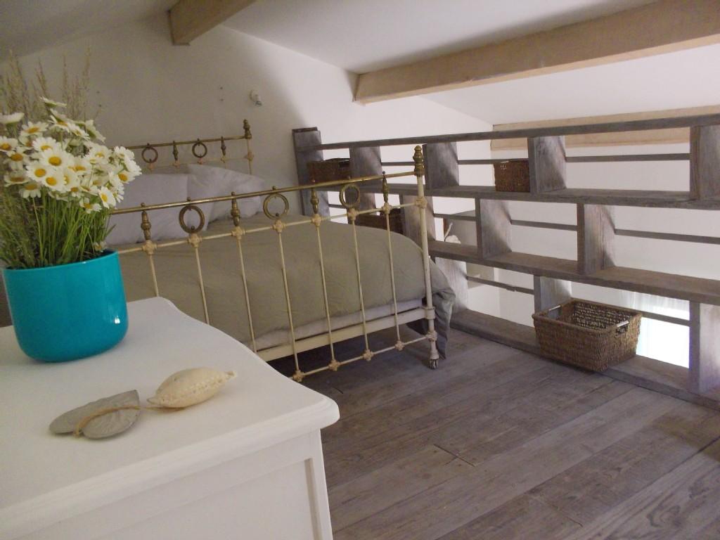 Mas Saint Antoine mezzanine bedroom
