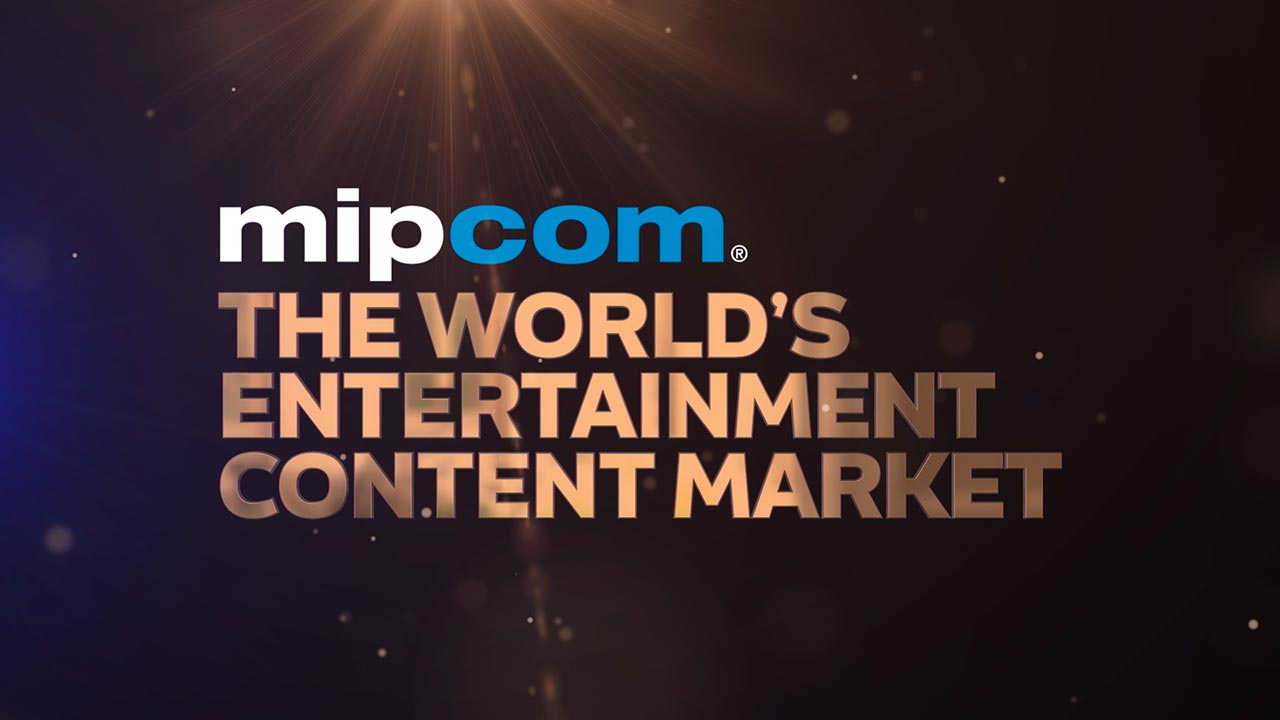 Join us at MIPCOM October 14th - 17th, 2019 in Cannes