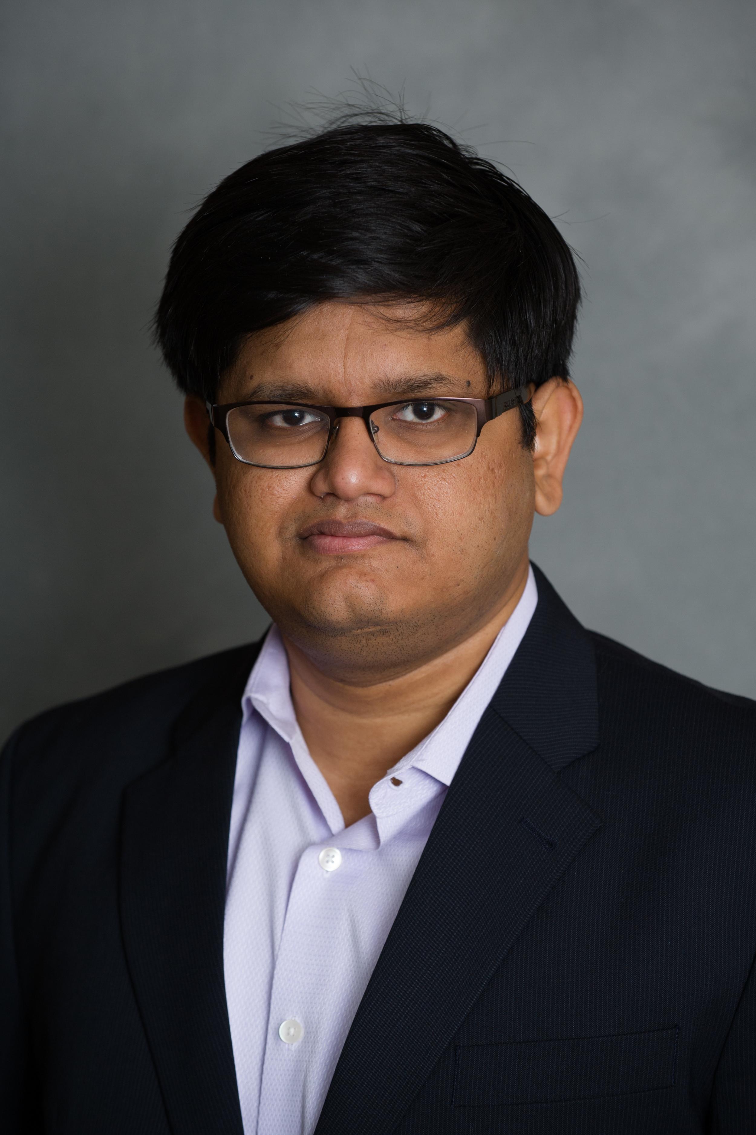 Pushan Sen Gupta   Engagement Leader