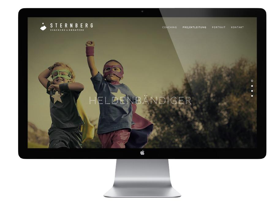 Sternberg Coaching Website