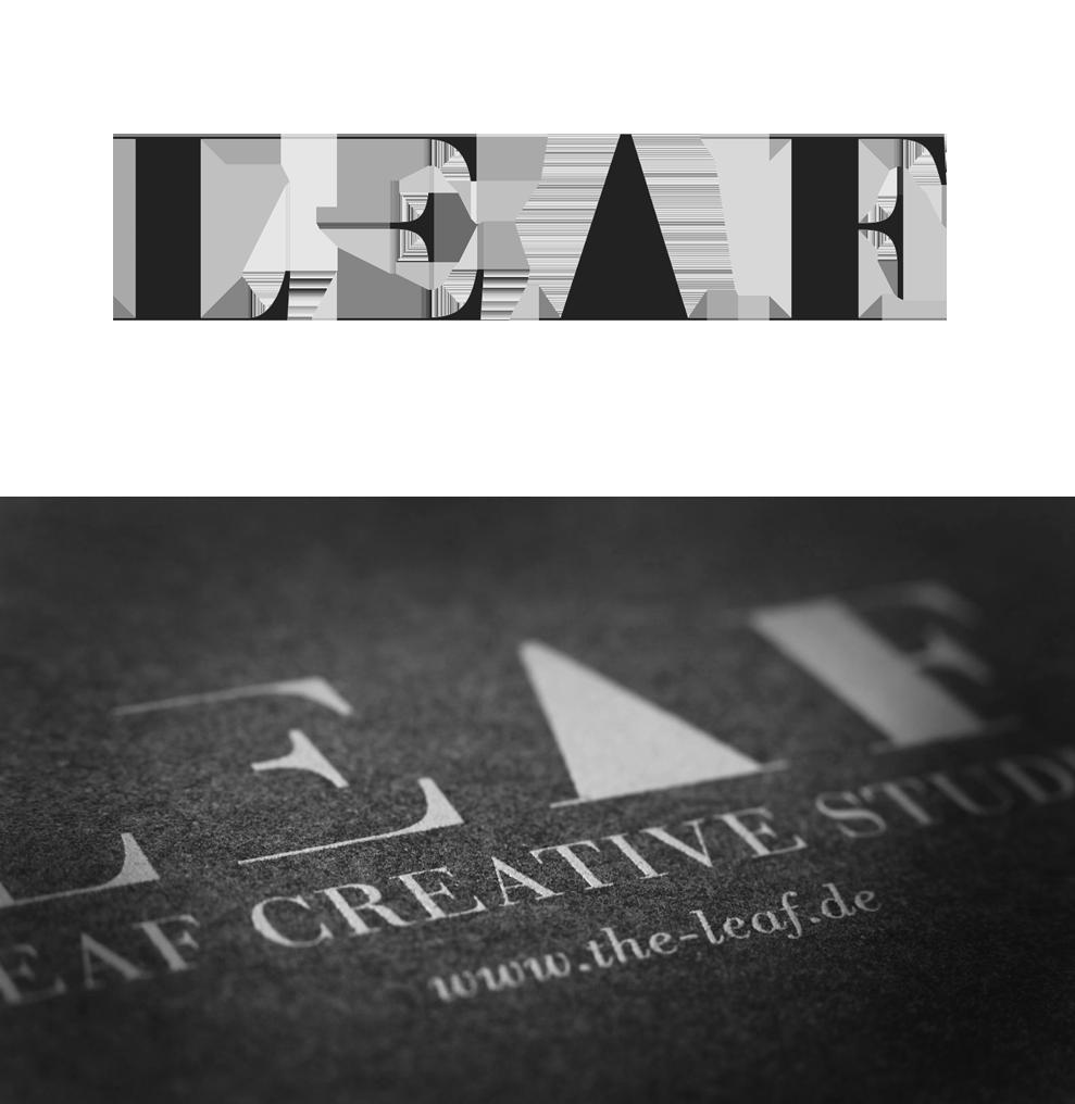 LEAF Creative Studio  Corporate Design  → Showcase