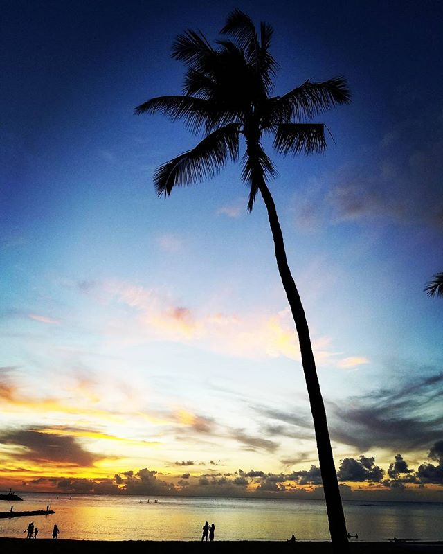 Nothing but #rain for days got me thinking about dees days on doos #islands  #hawaii #aloha #northshore #beach #ocean #sunset #clouds #landscape