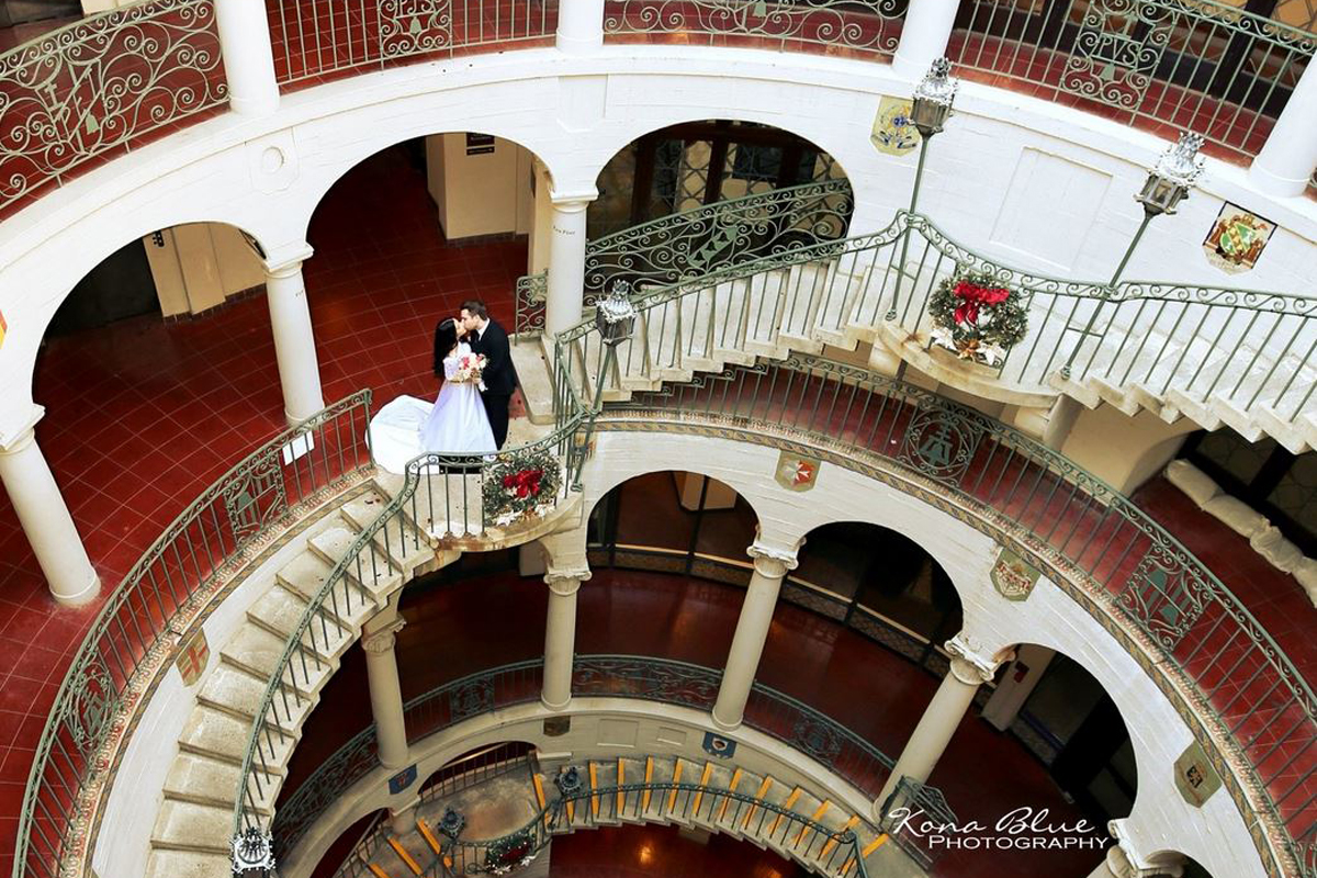 Kona Blue Wedding Photography