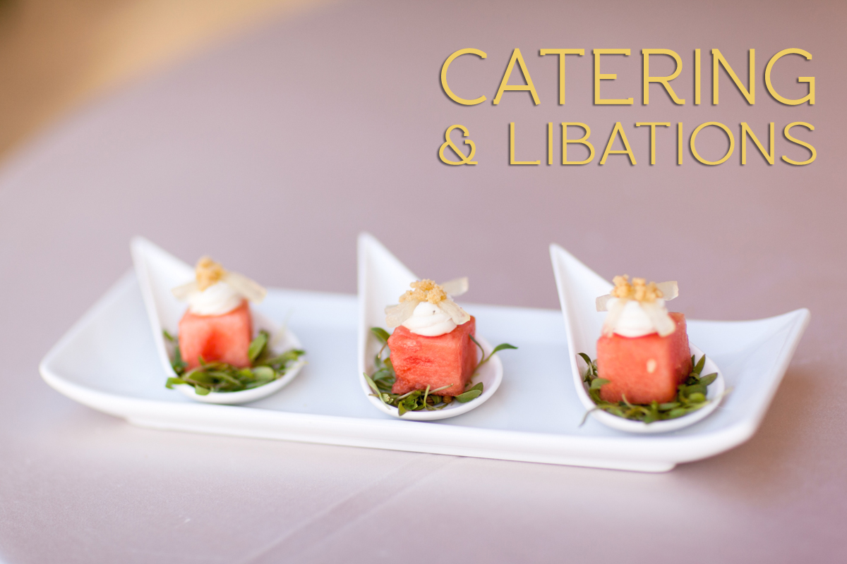 Catering & Drinks