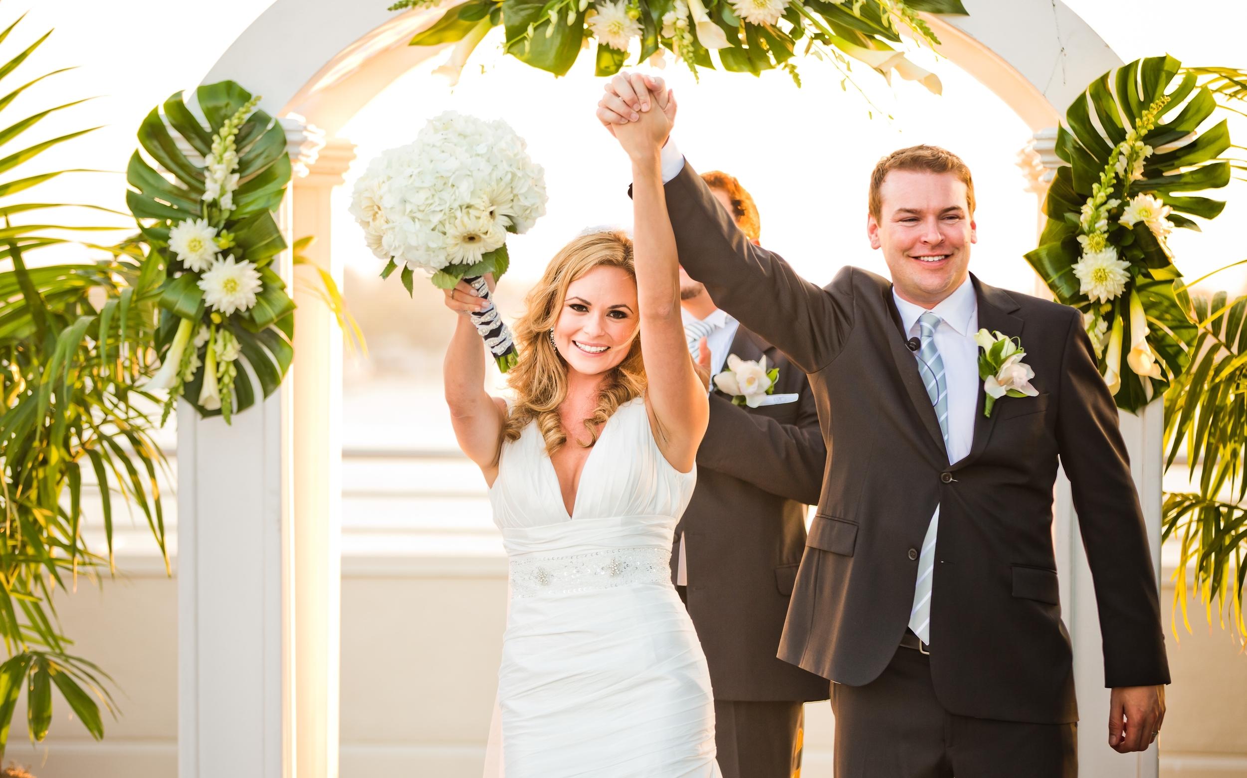 marriott marquis weddings
