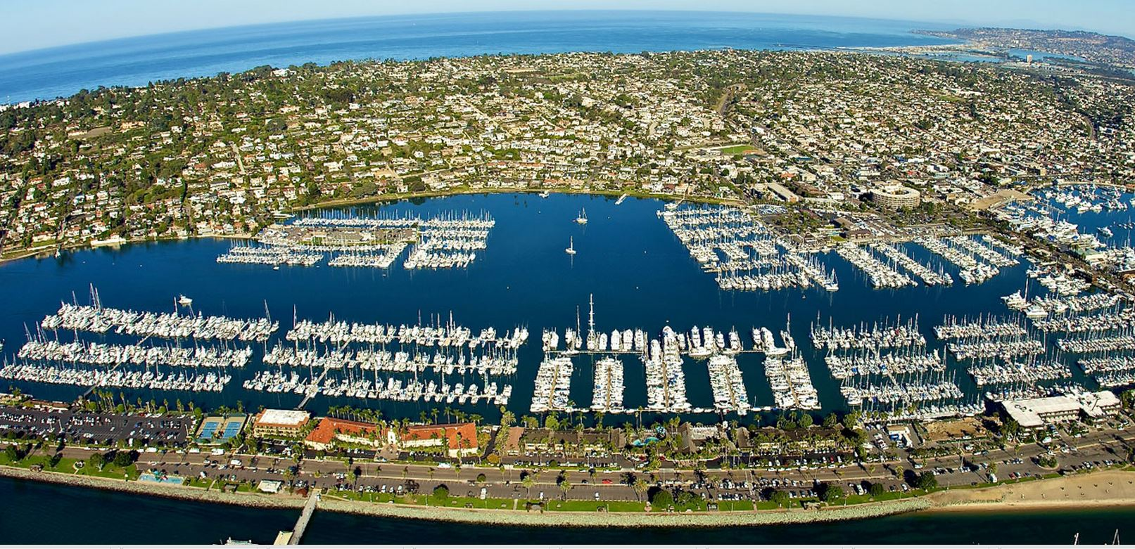your out of town guests will love as Humphreys is about as San Diego postcard as it gets!