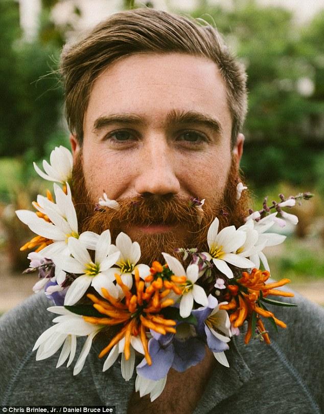 hipster groom floral beard article-2697596-1FBAE3B400000578-608_634x809.jpg