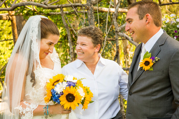 You need the right Officiant to make it official as really that is rather the entire point of the day!