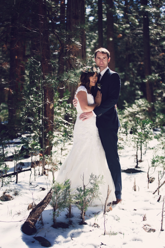 Bride and Groom at Big Bear by Derick Le Photography as seen on SanDiegoWedding.com (1 of 42).jpg