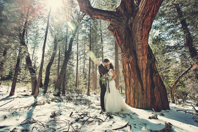 Bride and Groom at Big Bear by Derick Le Photography as seen on SanDiegoWedding.com (11 of 42).jpg