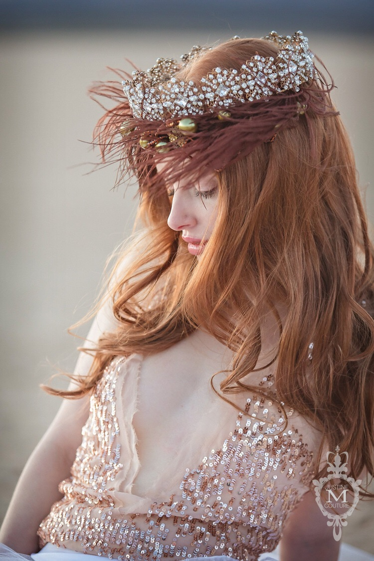The Florence Crown by Justine M Couture