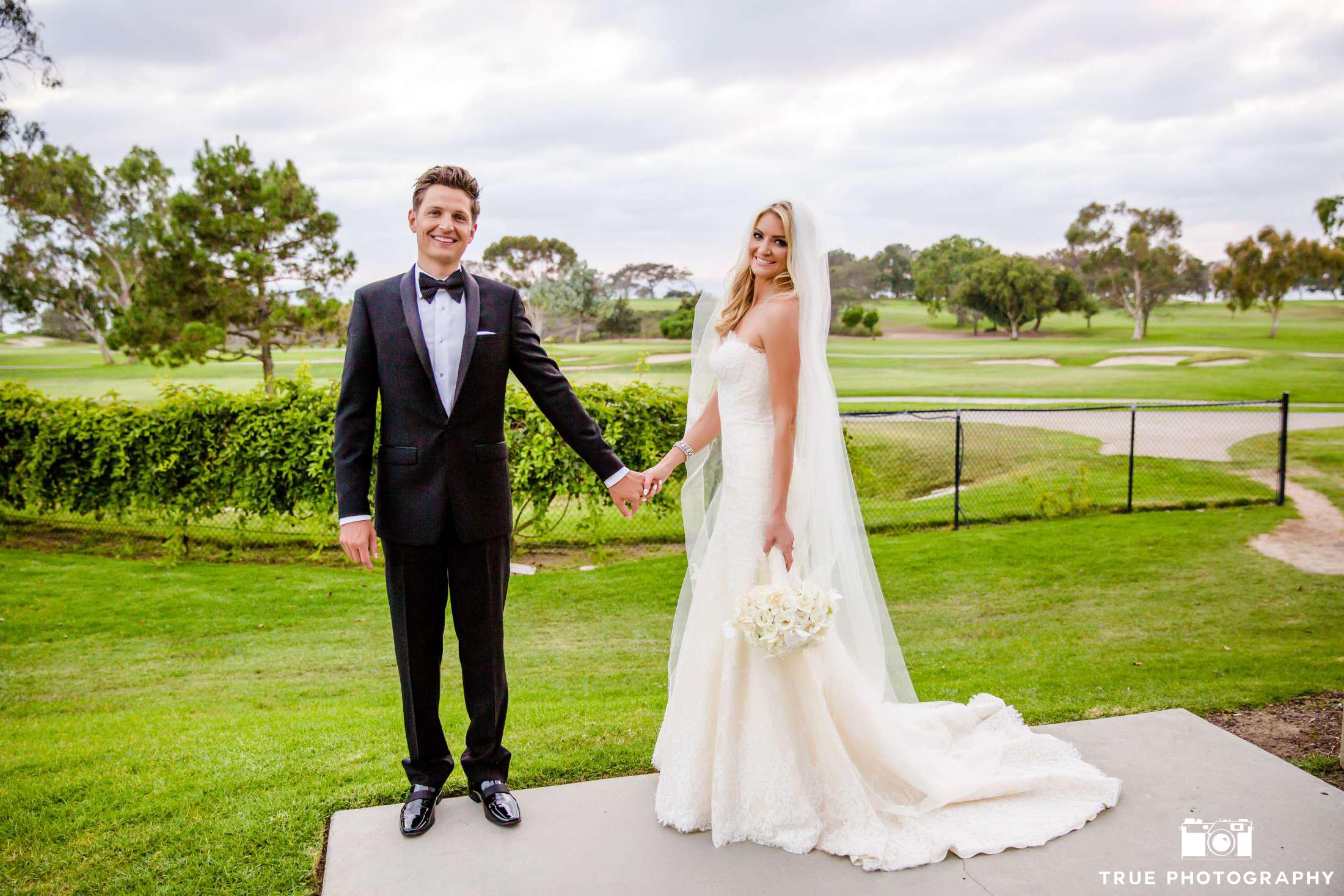 All wedding photos by  True Photography Weddings
