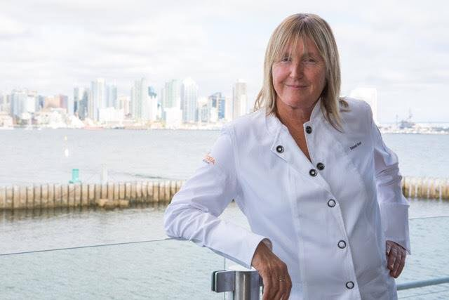 The incredibly talented Chef Deborah Scott of Coasterra has a real gift for creating food that people come back for over and over.