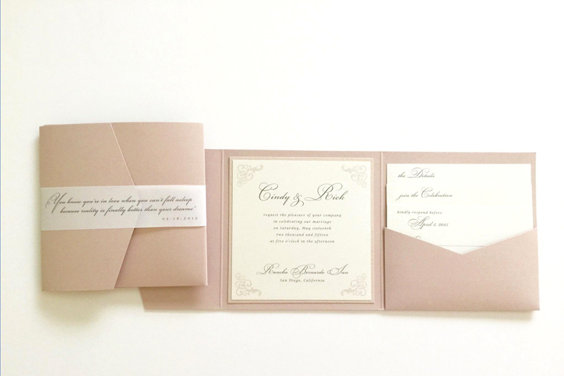 Dolldine invitations
