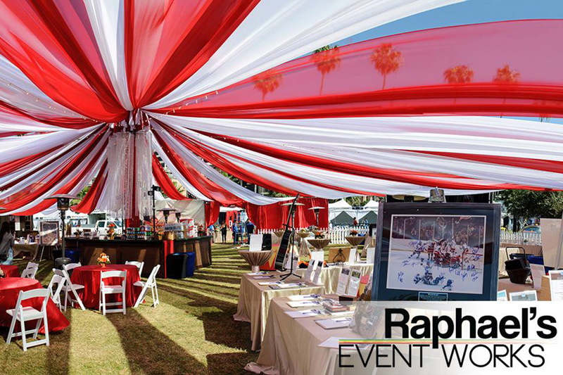 Raphaels Events works & floral