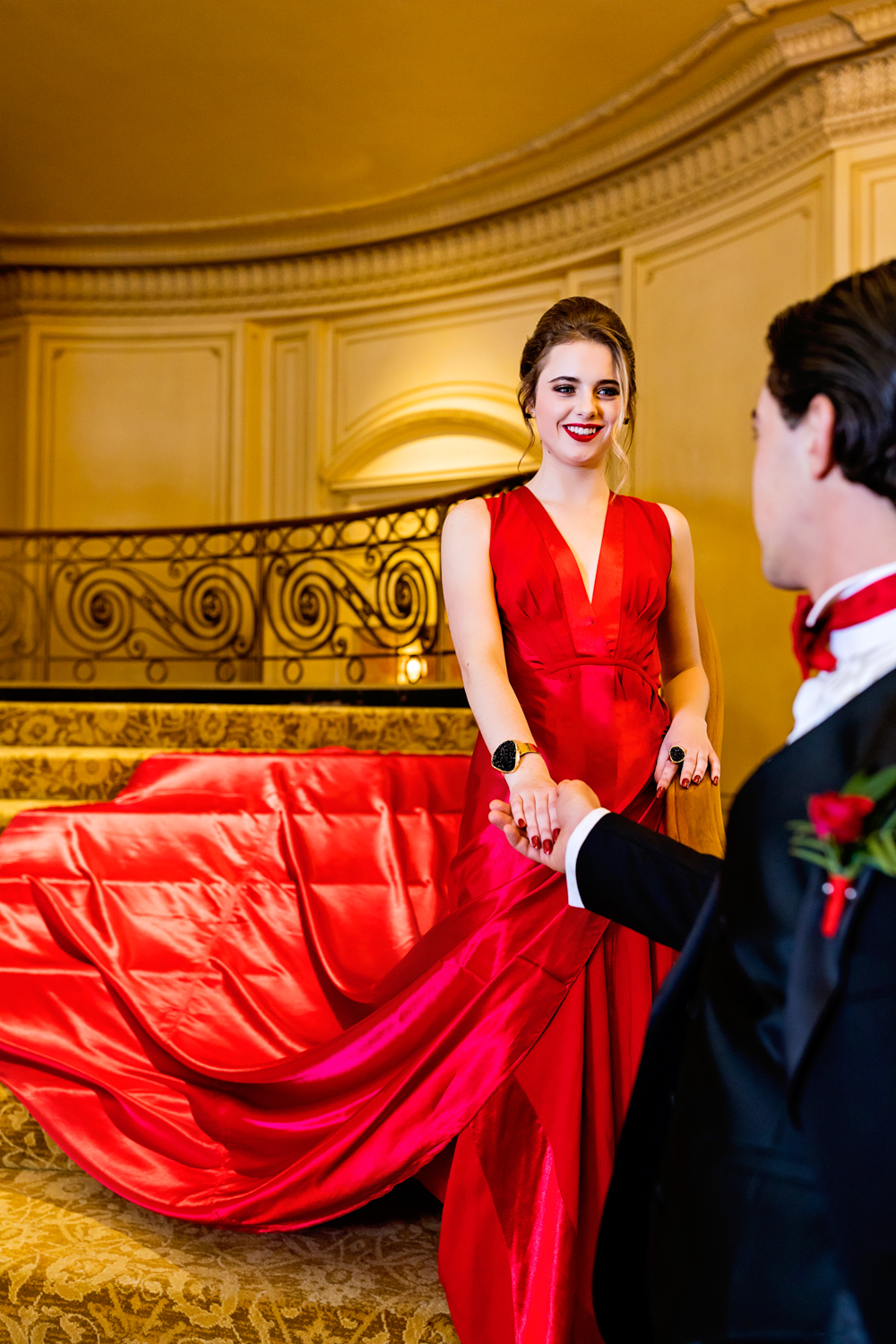 San Diego Red Chinese Wedding Styled Shoot The Westgate Hotel Venue-5959.jpg