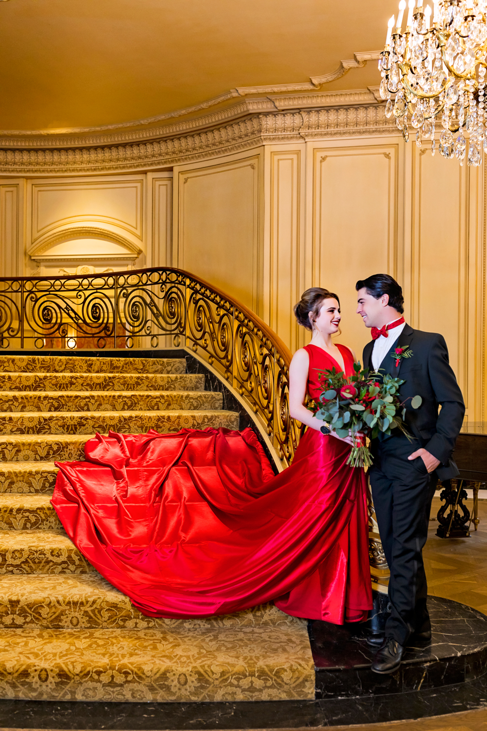 San Diego Red Chinese Wedding Styled Shoot The Westgate Hotel Venue-5966.jpg