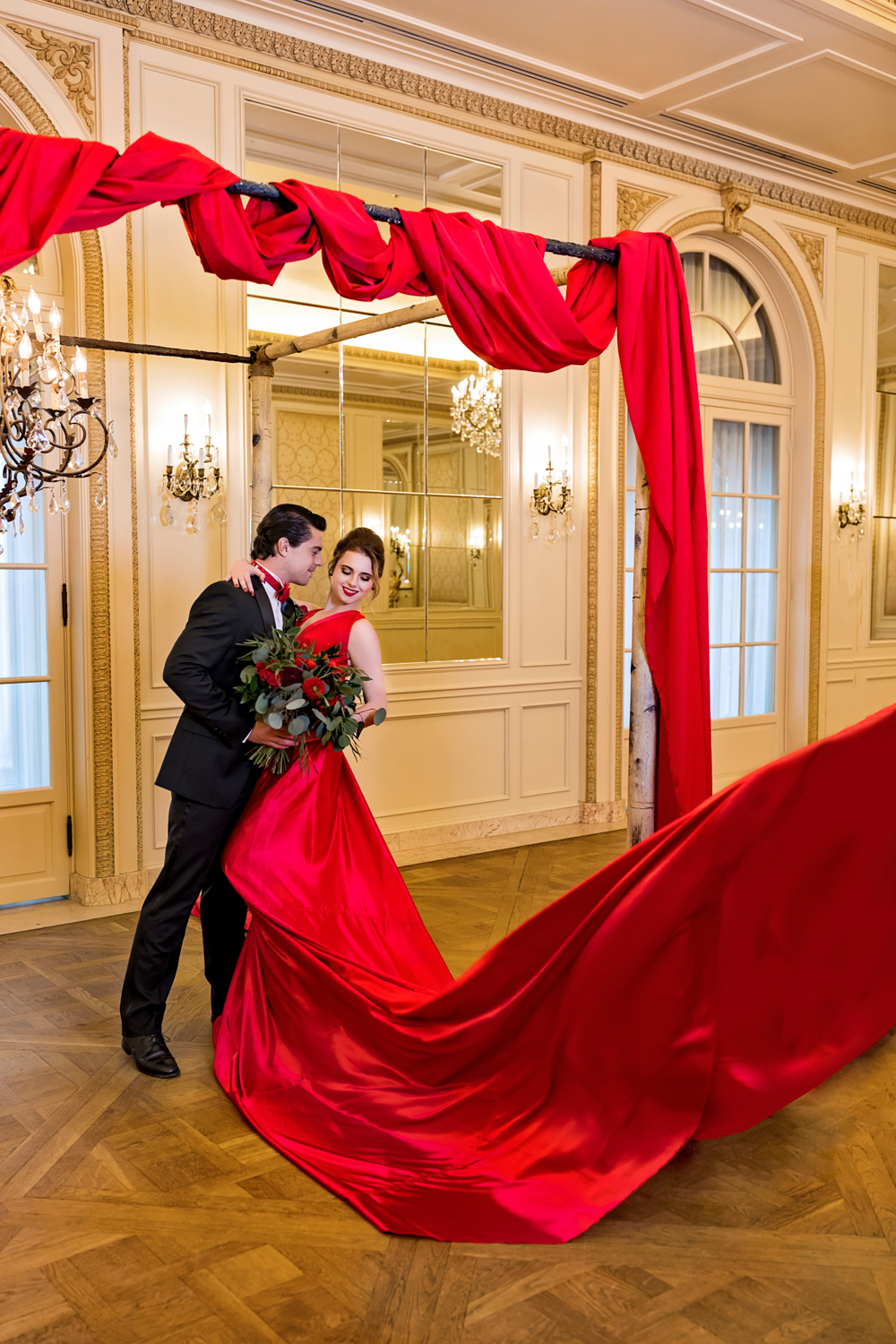San Diego Red Chinese Wedding Styled Shoot The Westgate Hotel Venue-5889.jpg