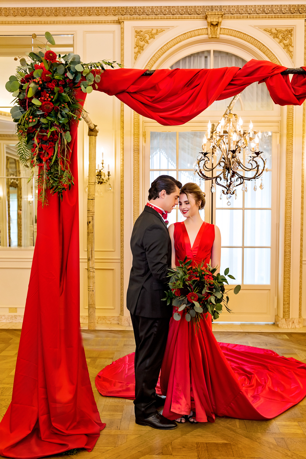 San Diego Red Chinese Wedding Styled Shoot The Westgate Hotel Venue-5789.jpg