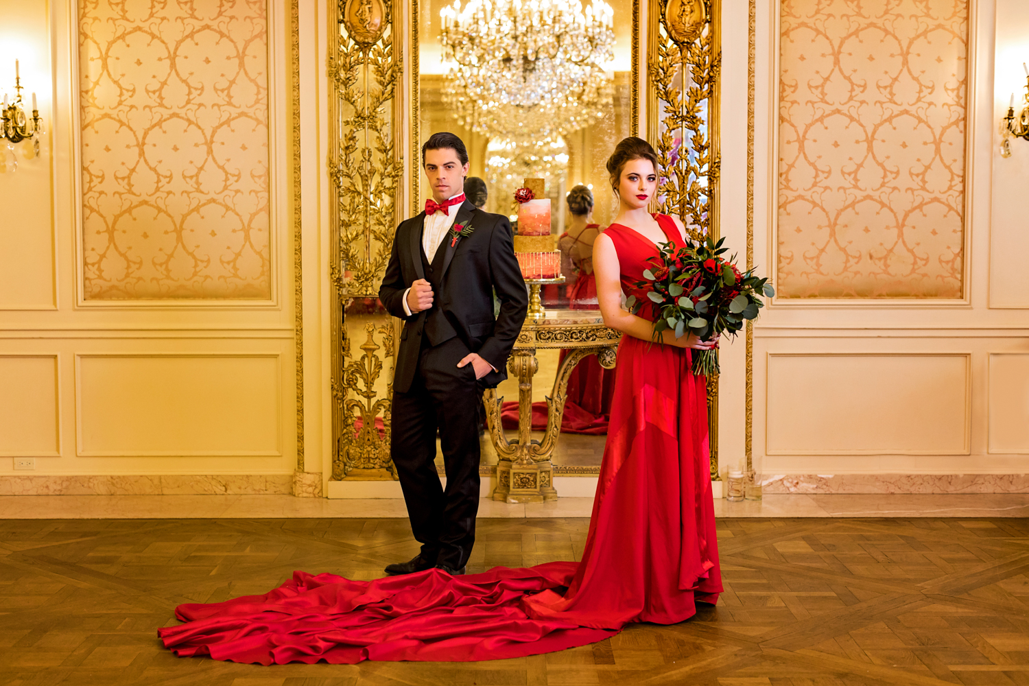 San Diego Red Chinese Wedding Styled Shoot The Westgate Hotel Venue-5631.jpg