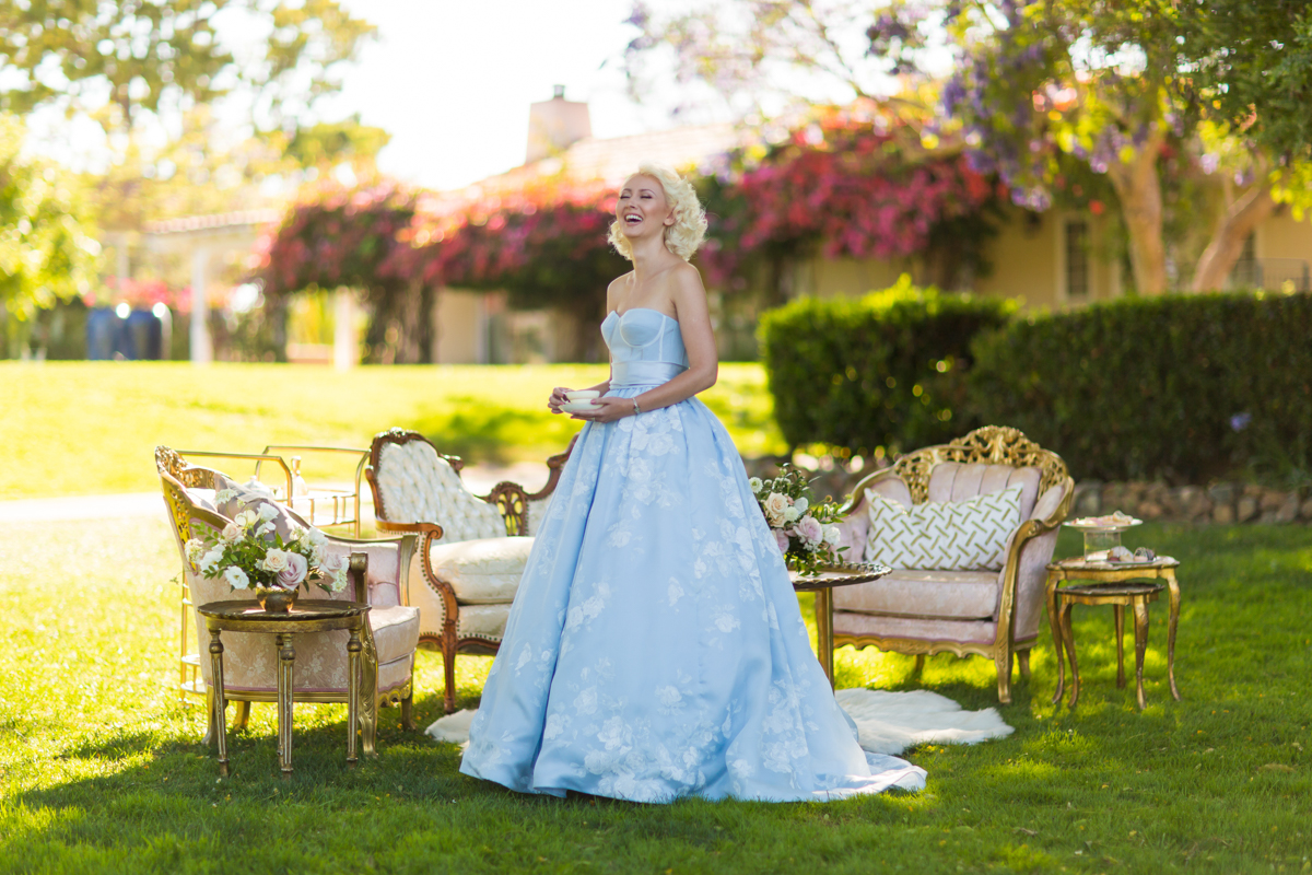 San Diego Wedding Inn at Rancho Santa Fe  Grace Kelly at High Tea Wedding Styled Shoot by Paul Barnett Photography--3 copy.jpg