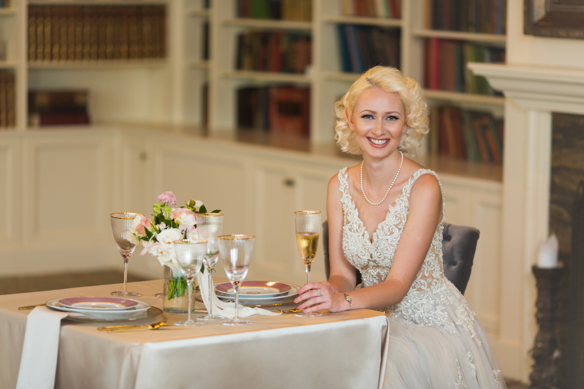 San Diego Wedding Inn at Rancho Santa Fe  Grace Kelly at High Tea Wedding Styled Shoot by Paul Barnett Photography--3.jpg