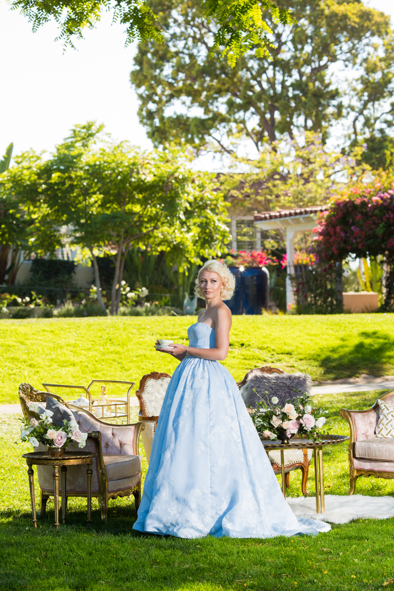 San Diego Wedding Inn at Rancho Santa Fe  Grace Kelly at High Tea Wedding Styled Shoot by Paul Barnett Photography-4137.jpg