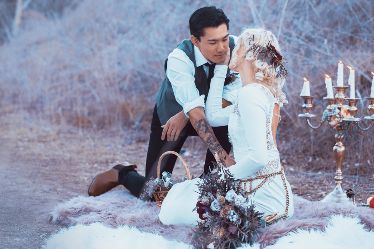 Winter Themed Elopement Wedding Styled Shoot -28.jpg