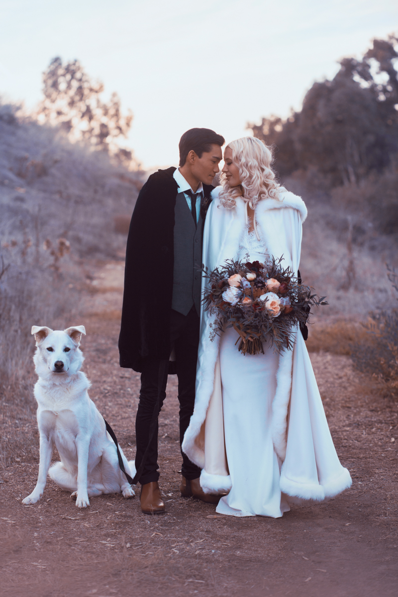 Winter Themed Elopement Wedding Styled Shoot -31.jpg