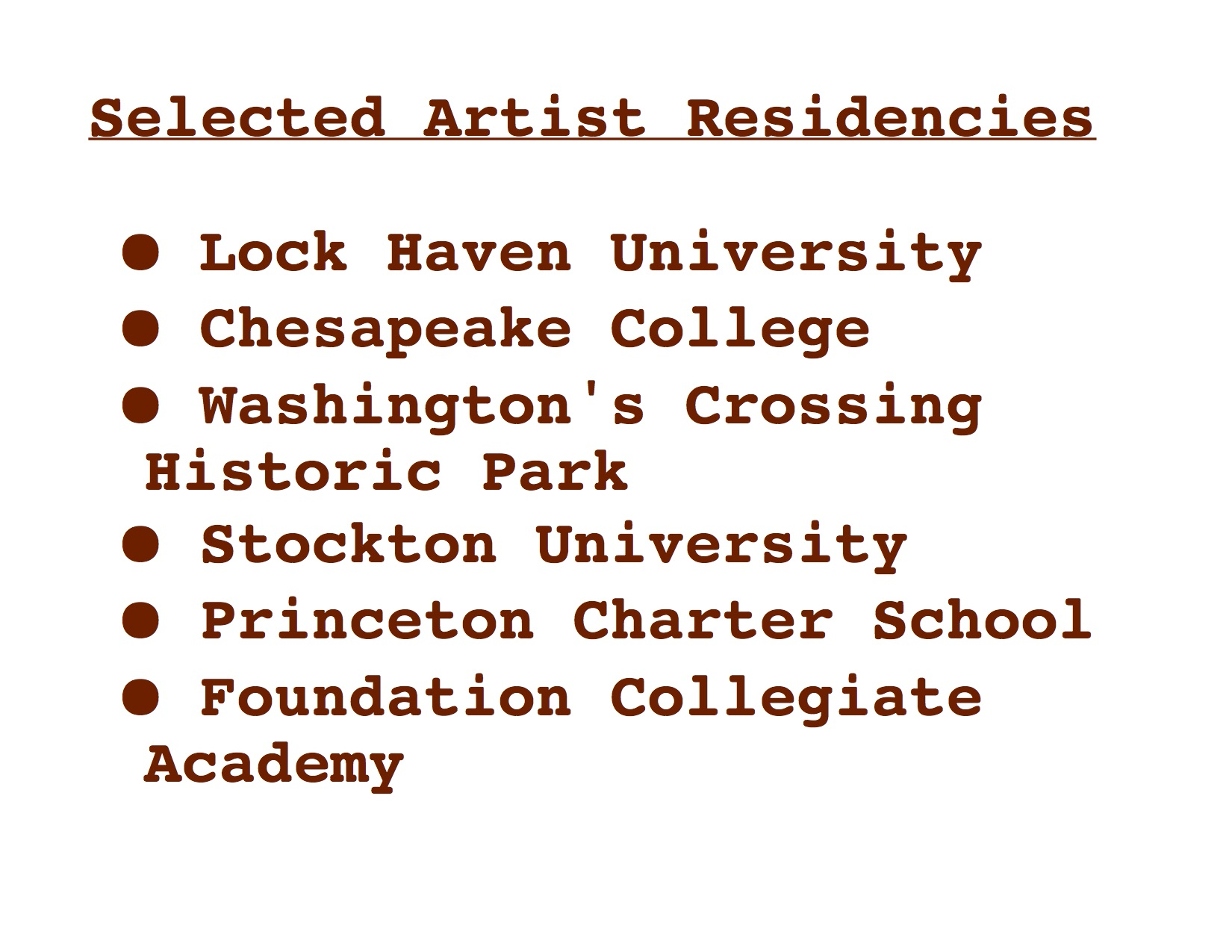 residencies list.jpg