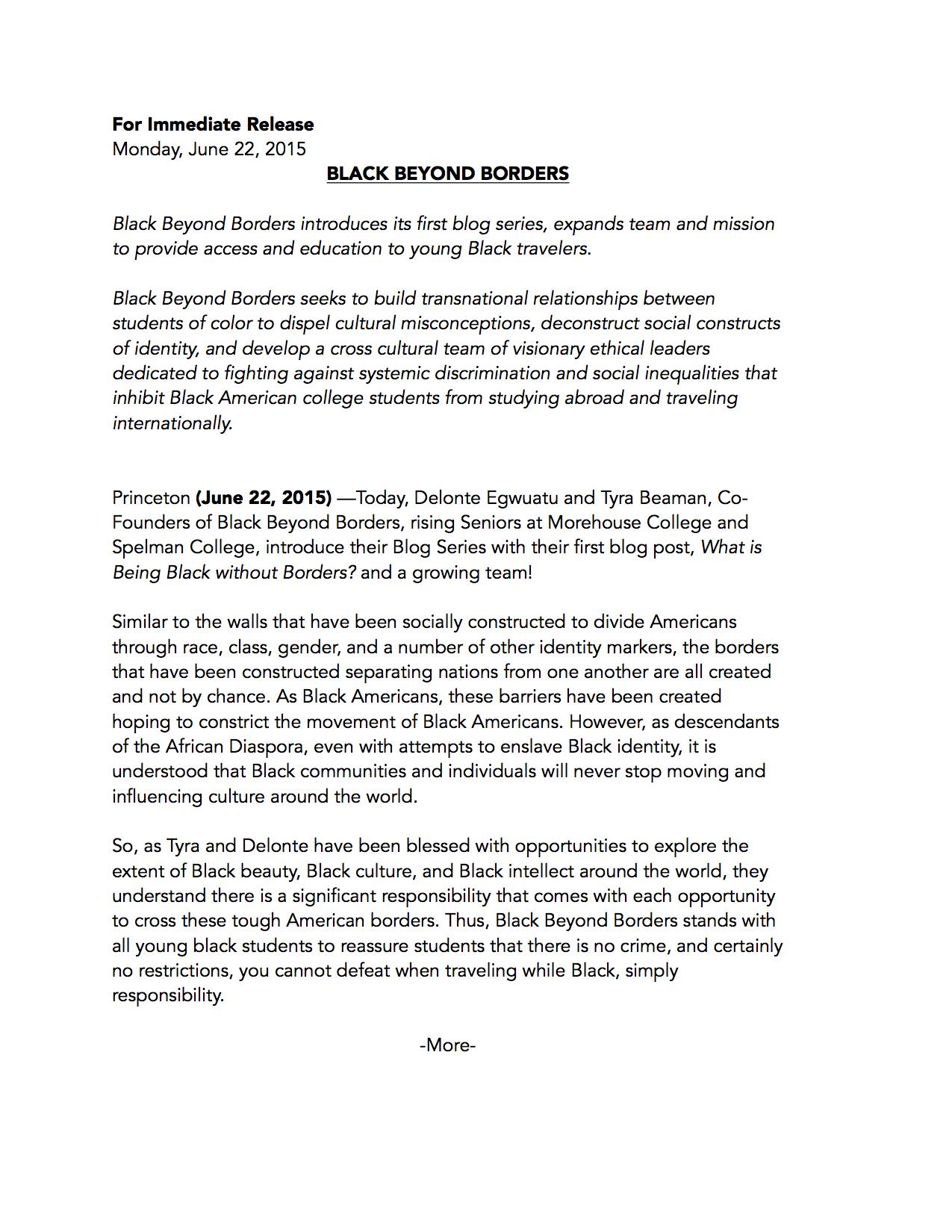 BBB - Blogs Press Release .jpg