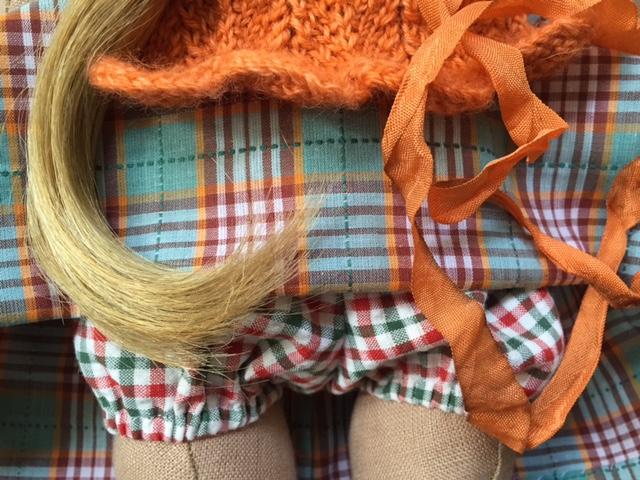 Nini Doll iv fabrics and trims