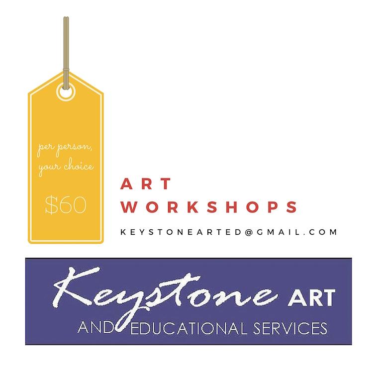 #artlessons, #artworkshops