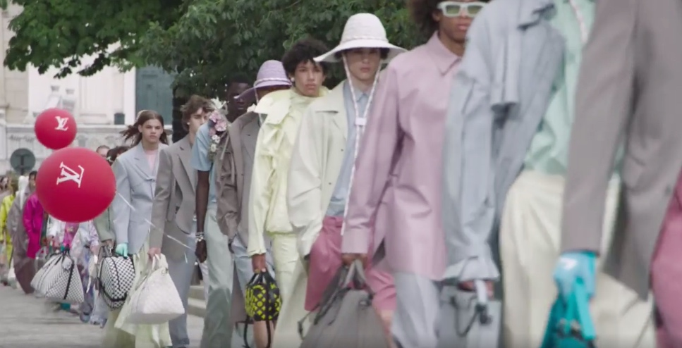 Louis Vuitton SS20 Men's Show