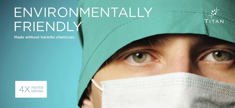 environmentally friendly medical scrubs