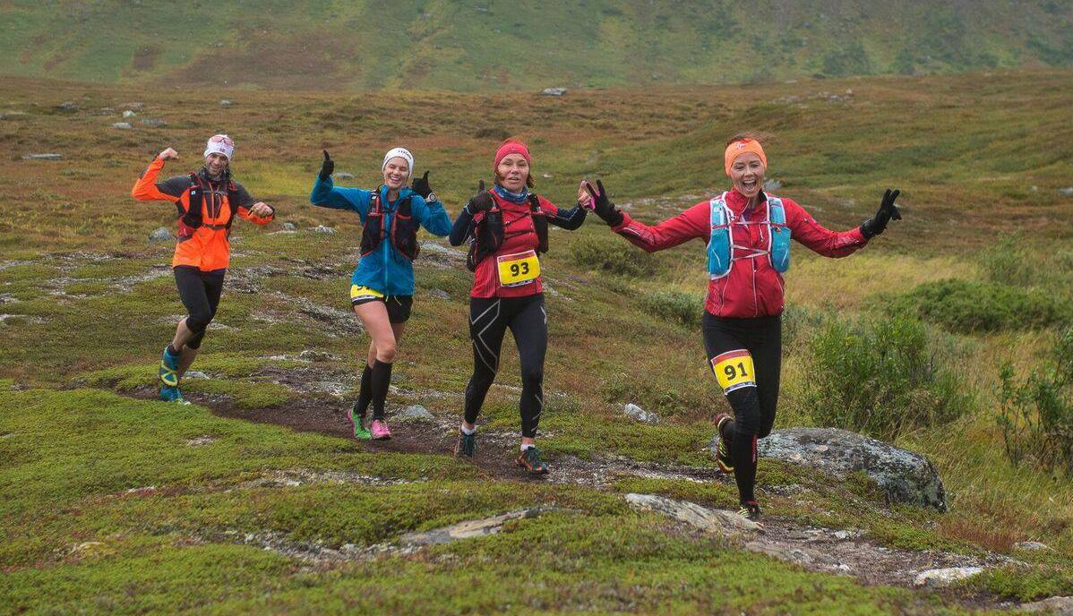 Arrangør av løpene er stiftelsen Midnight Sun Marathon. Foto: Pål Jakobsen/ Tromsø Mountain Challenge.