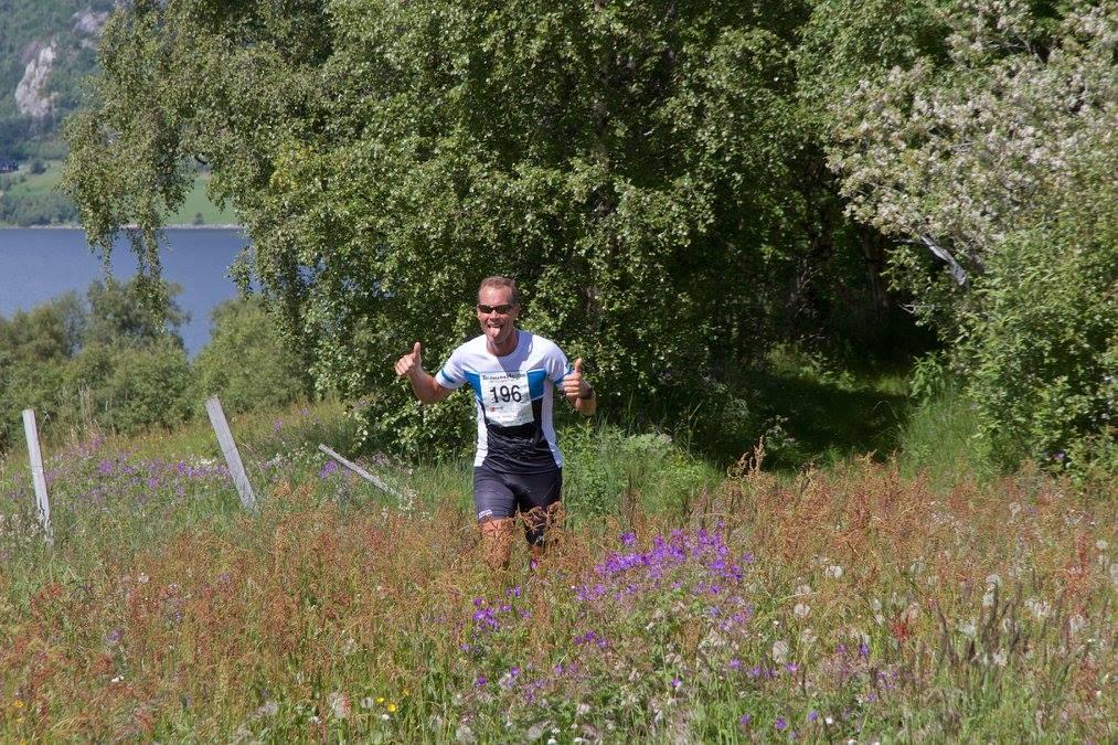 I 2016 ble Helteløpet arrangert i Raulandområdet. Foto: Telemarkhelten.