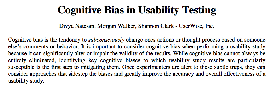 Cognitive Bias, UserWise.jpg