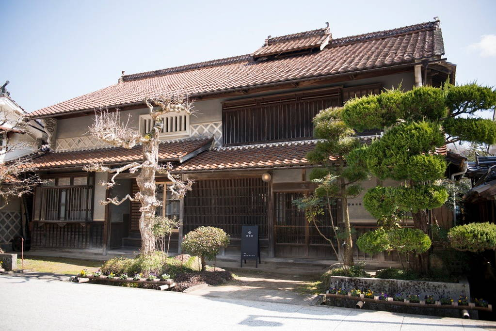Artist home in Japanese countryside