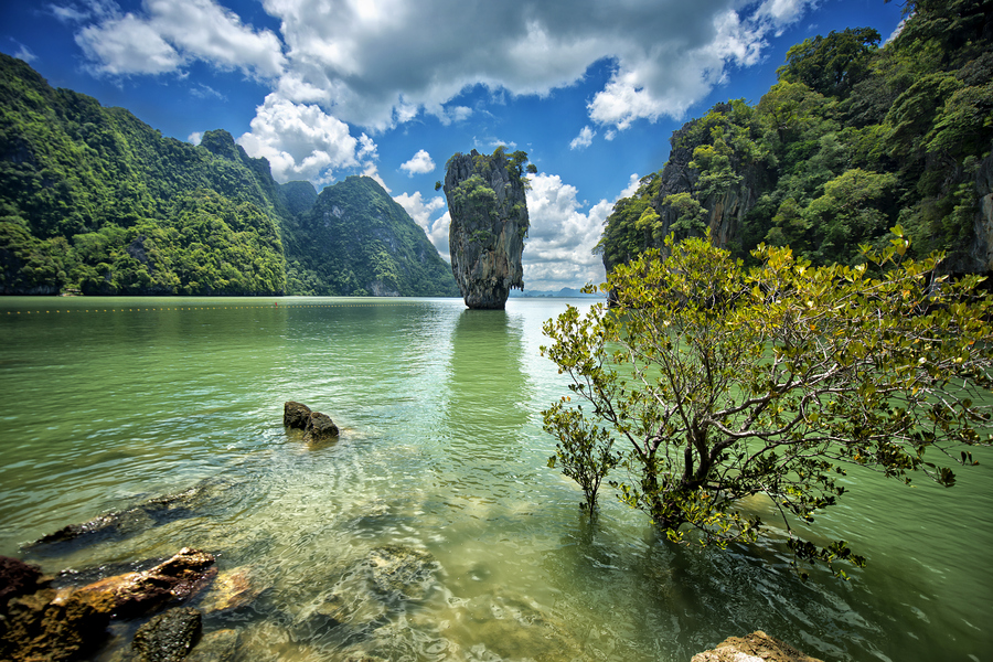 Somewhere in Thailand... maybe we will find this place
