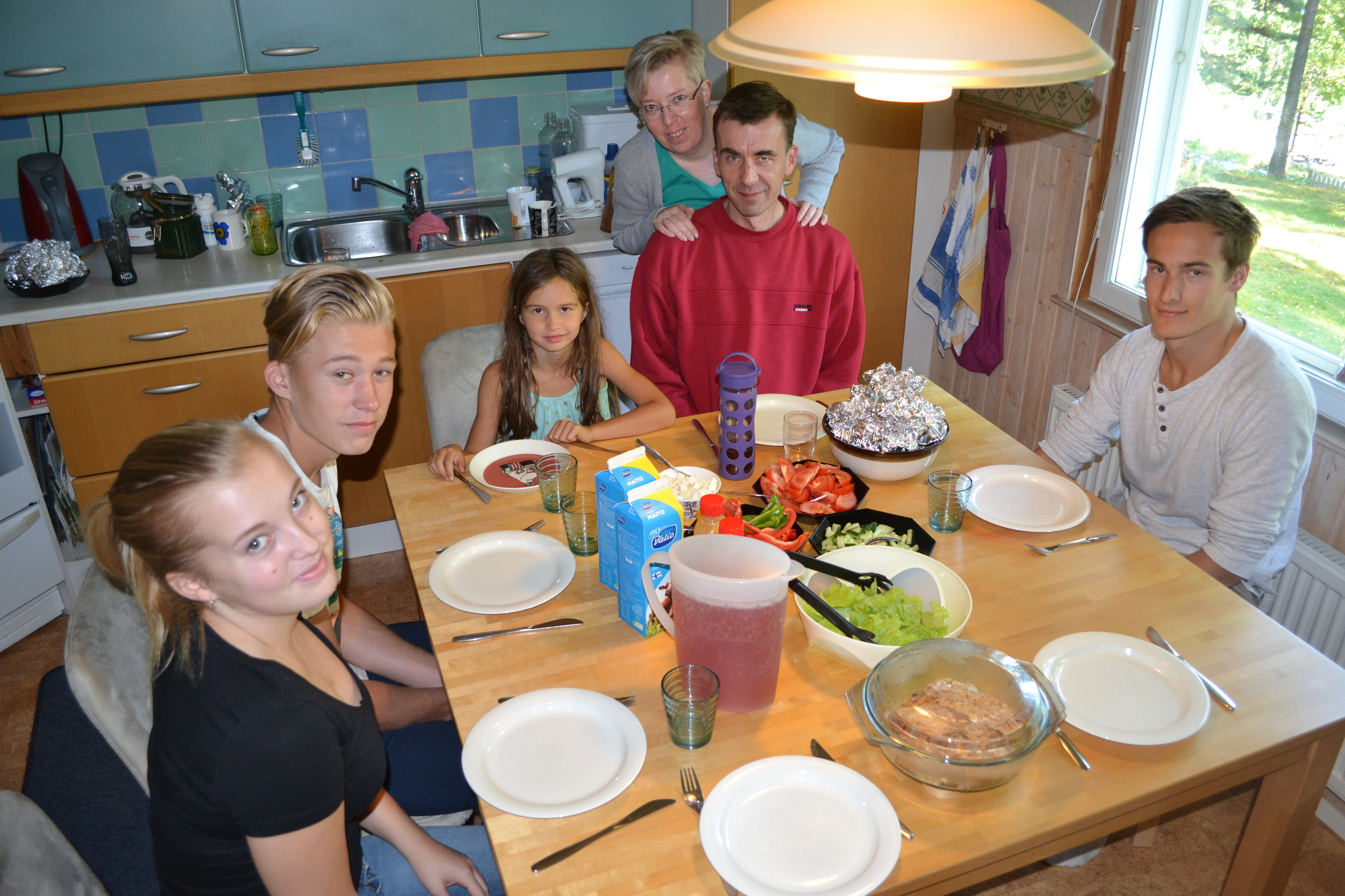 Great family meals