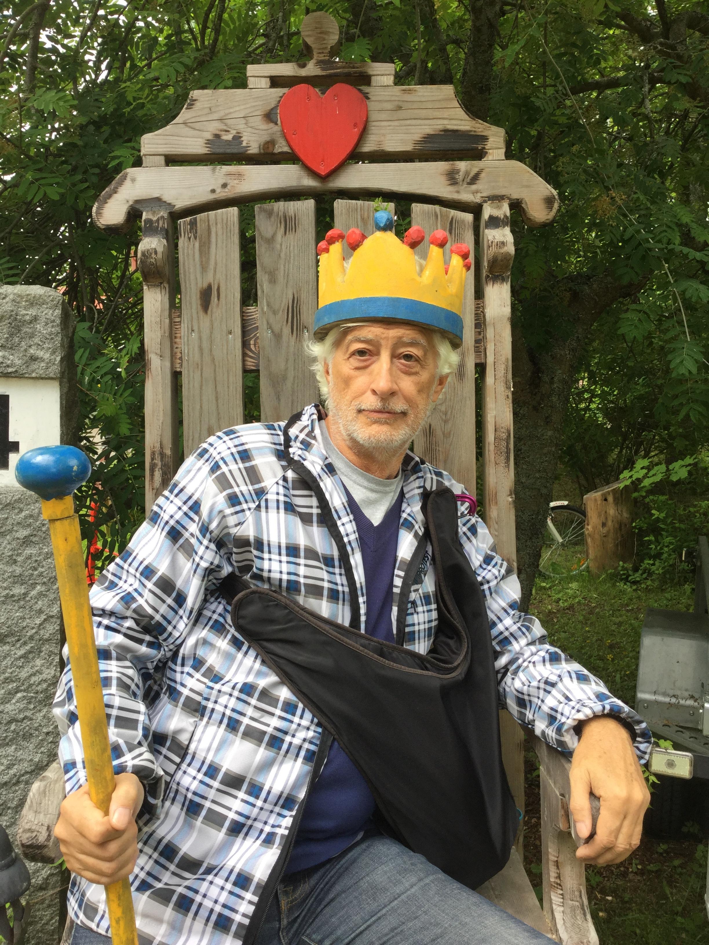 King Dante I.