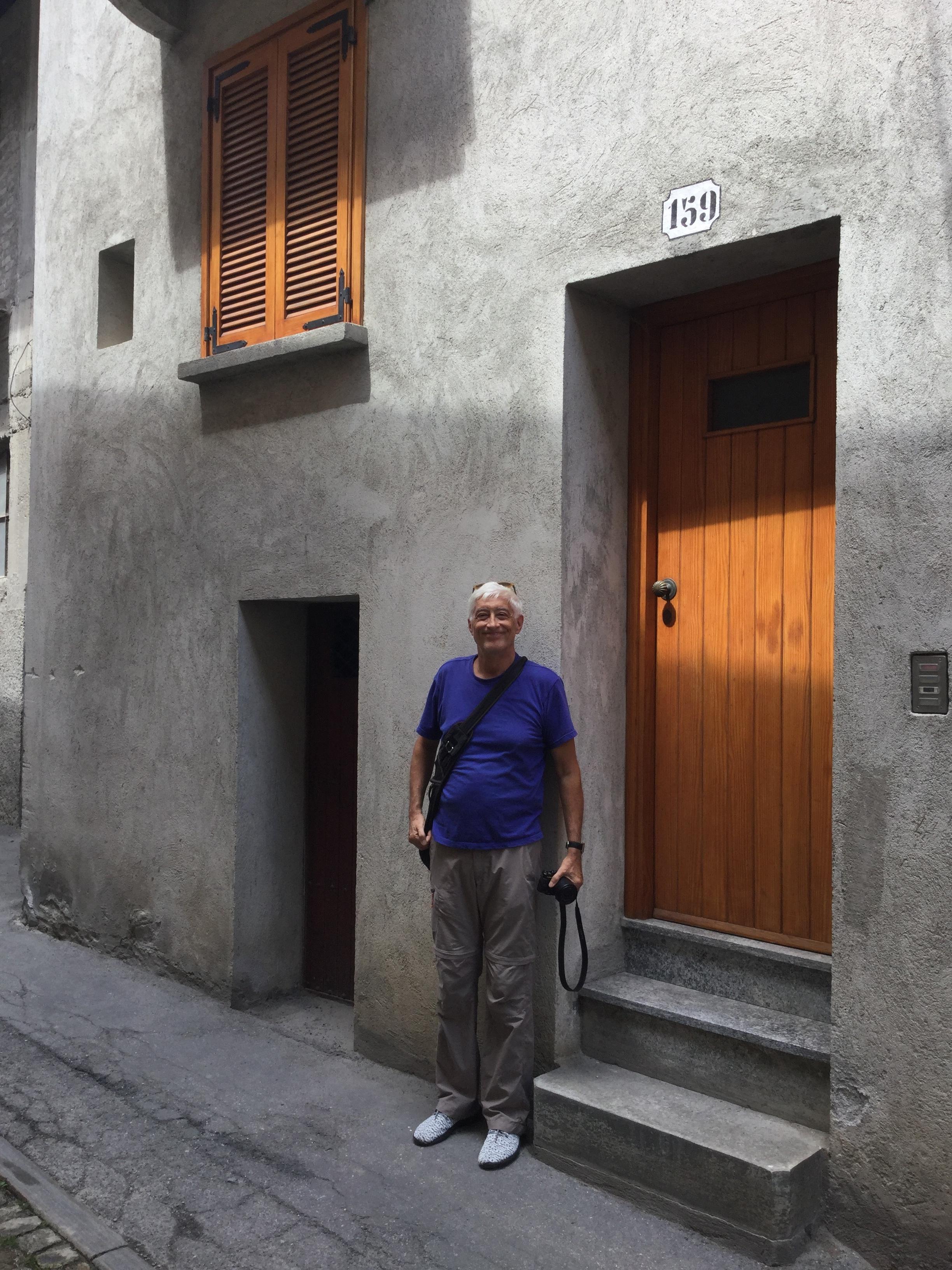 Dante's old home.