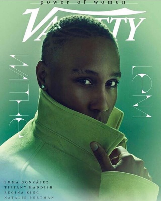@lenawaithe for @variety 👑 #ARTNOIR