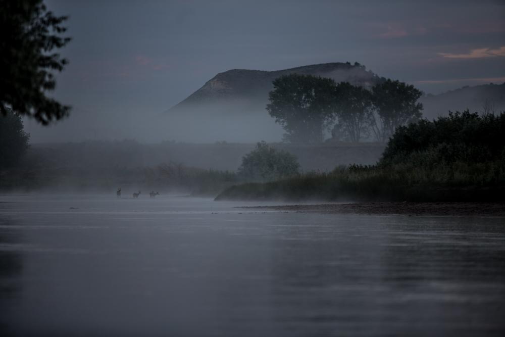 Mists of the Powder River, Broadus, MT