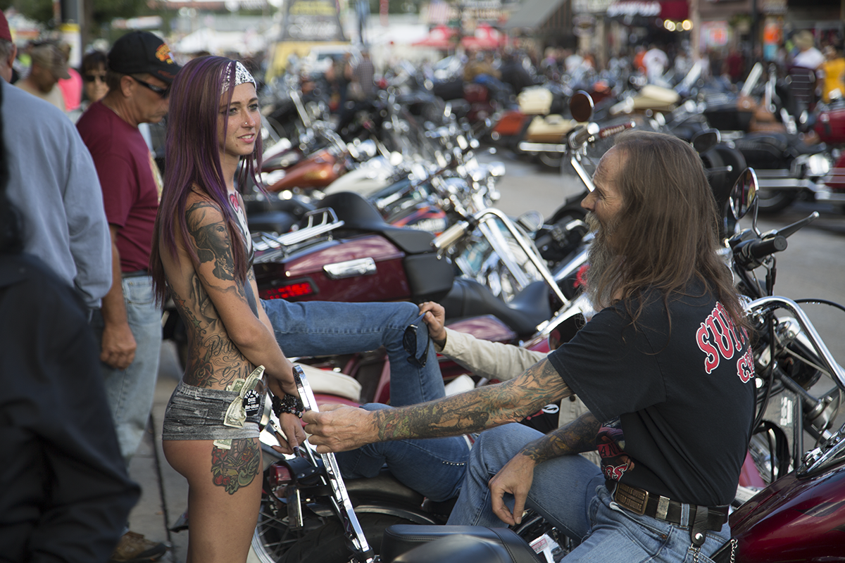 Welcome to Sturgis, SD 2015