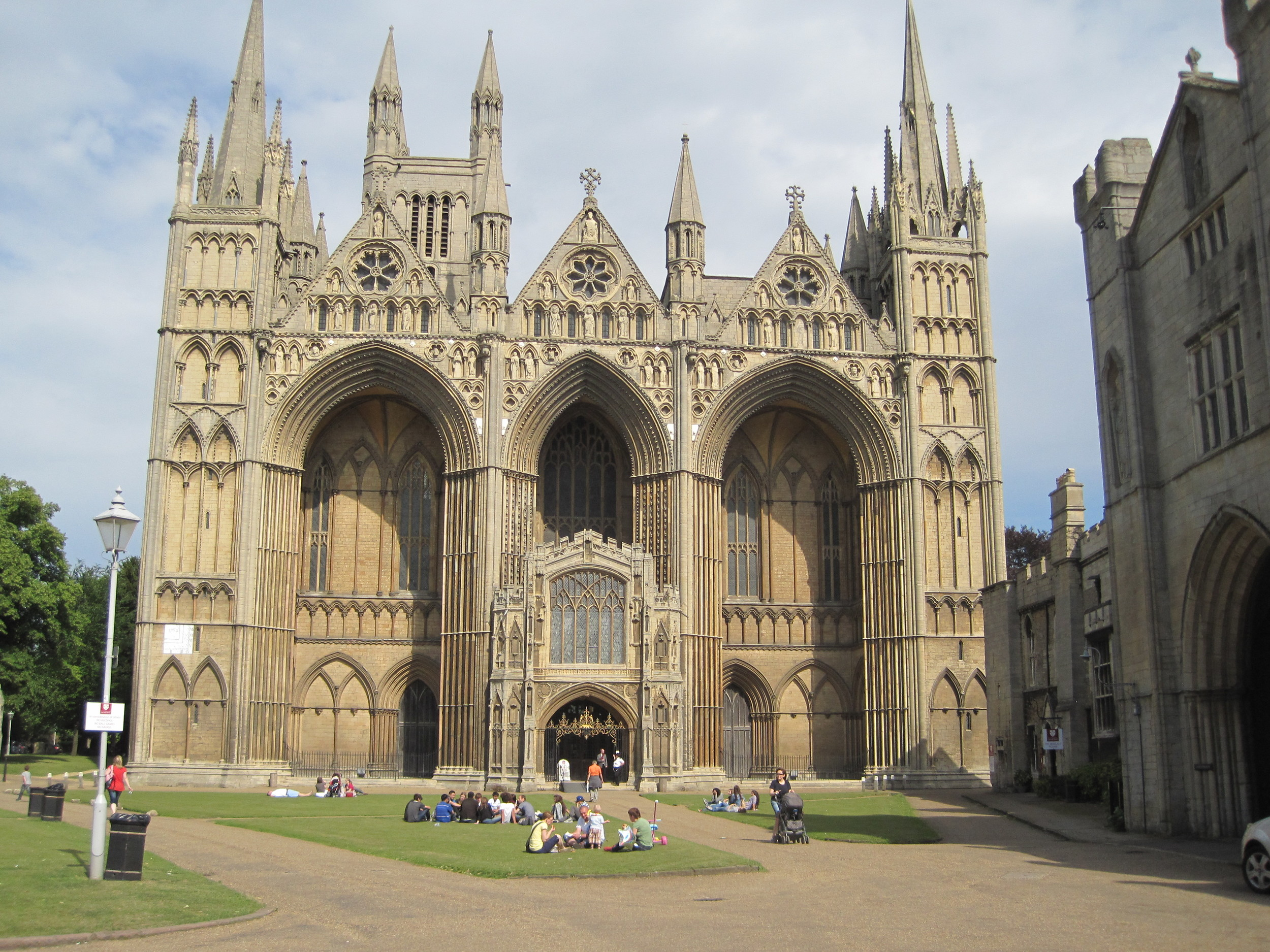 Historic Peterborough Cathedral