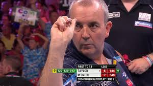 I can never erase the knowledge of Phil Taylor from my brain.