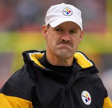 Bill Cowher is not amused.