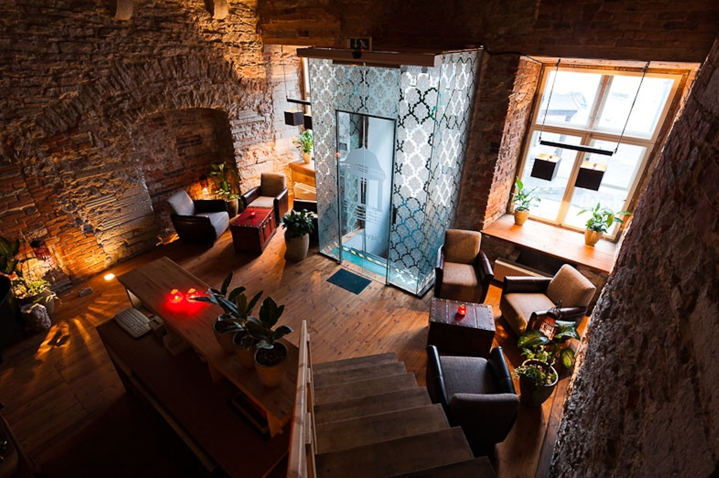 Front room of Rataskaevu 16